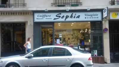 Sophia Coiffure - Coiffeur - Paris