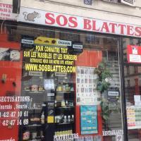 SOS Blattes - PARIS