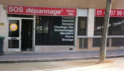 Sos Dépannage-OK Service - Dépannage de chauffage - Paris