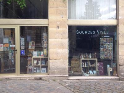 Sources Vives de Jerusalem Sarl - Librairie - Paris