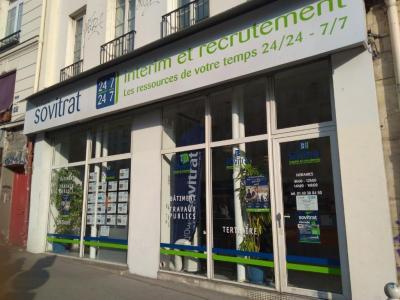 Sovitrat Grand Paris - Agence d'intérim - Paris