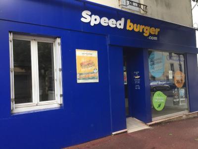 Speed Burger - Restaurant - Lorient