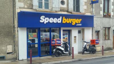 Speed Burger - Restauration rapide - Poitiers