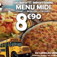 Speed Rabbit Pizza Sellig (SARL) Franchisé indépendant - SAINT QUENTIN