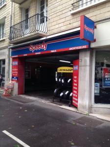 Speedy - Garage automobile - Caen