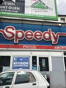 Speedy - Centre autos et entretien rapide - Saint-Ouen-sur-Seine