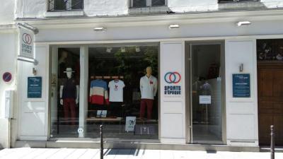 Sports D'époque - Vêtements sportswear - Paris