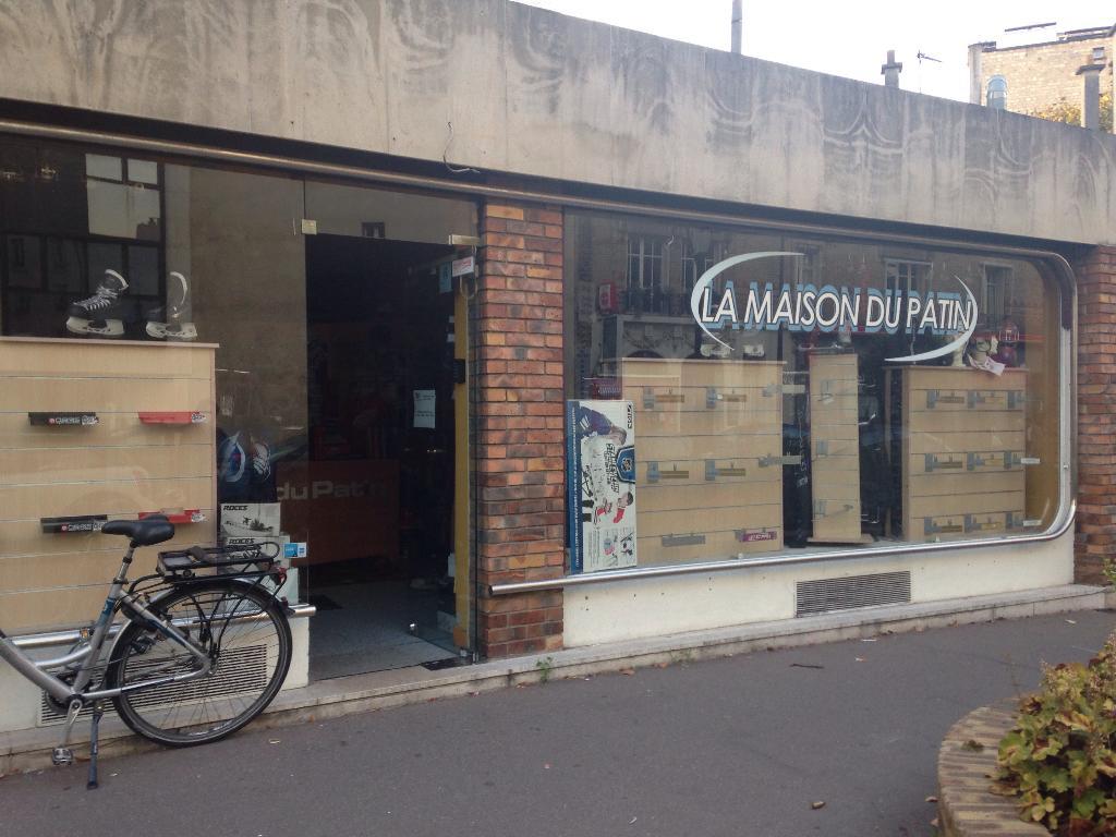La Maison Du Patin Boulogne Billancourt - Magasin de sport