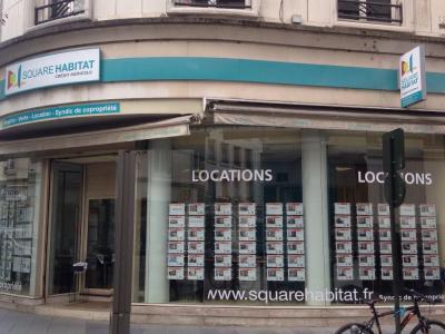 Square Habitat - Administrateur de biens - Orléans