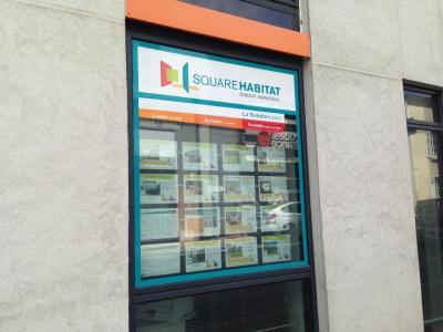 Square Habitat La Roche sur Yon - Banque - La Roche-sur-Yon