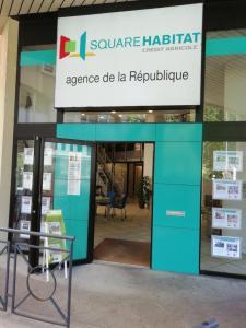 Square Habitat Sud Rhone Alpes - Banque - Vienne