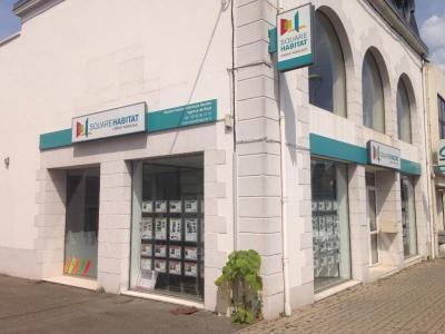 Square Habitat - Banque - Rezé