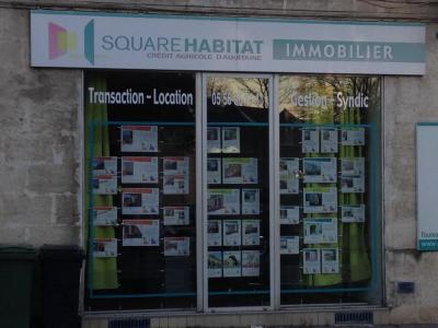 Square Habitat Cauderan - Expert en immobilier - Bordeaux