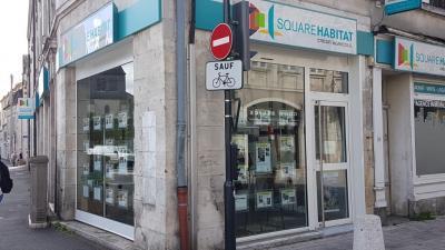 Square Habitat - Agence immobilière - Bourges