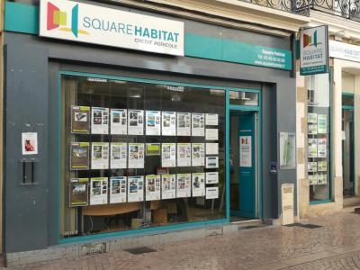 Square Habitat POITIERS MAGENTA - Conseil et études financières - Poitiers