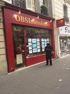 OBSImmobillier - Agence immobilière - Paris