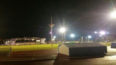 Stadium Jean-Pellez - Infrastructure sports et loisirs - Aubière