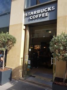 Starbucks Coffee France - Lieu - Paris
