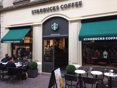 Starbucks Coffee France - Lieu - Saint-Germain-en-Laye