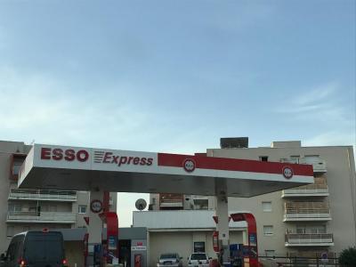 Station Esso Express - Station-service - Vénissieux
