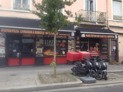Station Pizza - Restaurant - Lyon