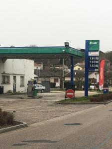 Station Service Elan - Station-service - Lérouville