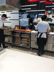 Steak N'Shake - Restaurant - Saint-Cyr-sur-Loire