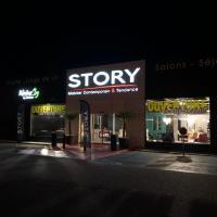 Story - LE COTEAU
