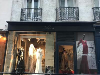 Alexis Paris - Haute couture - Paris