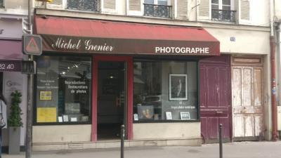 Studio Michel Grenier - Photographe de portraits - Paris
