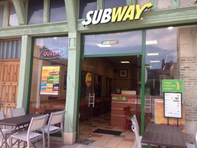 Subway - Restaurant - Troyes
