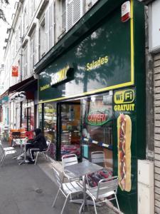 Subway - Lieu - Orléans