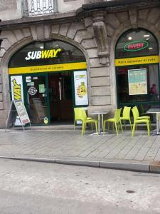Subway - Restaurant - Vannes