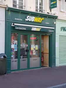 Subway - Lieu - Saint-Germain-en-Laye