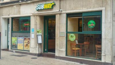 Subway - Restauration rapide - Poitiers