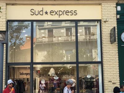 Sud Express GINGER - Vêtements femme - Biarritz