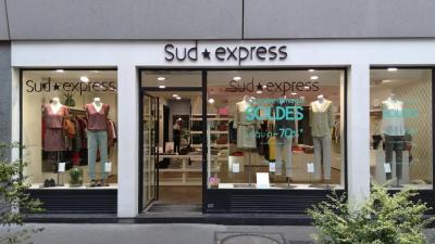 Sud Express - Vêtements femme - Paris