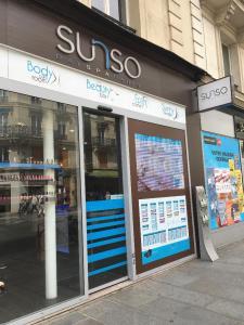 Sunso - Bronzage UVA - Paris