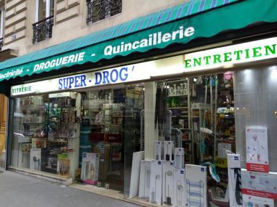 Super Drog EURL - Quincaillerie - Paris