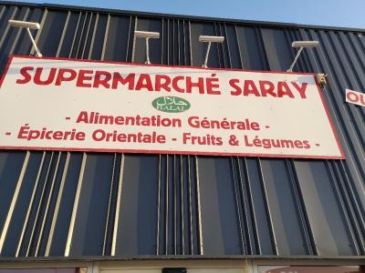 Supermarche Saray - Boucherie charcuterie - Toulouse