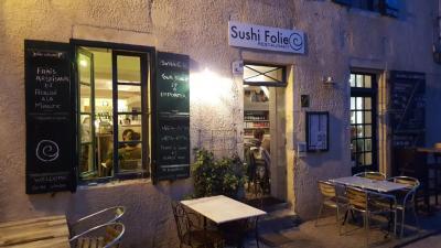 Sushi Folie - Restaurant - La Flotte