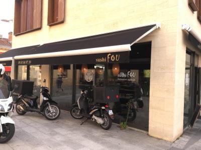 Sushi Fou - Restaurant - Pessac