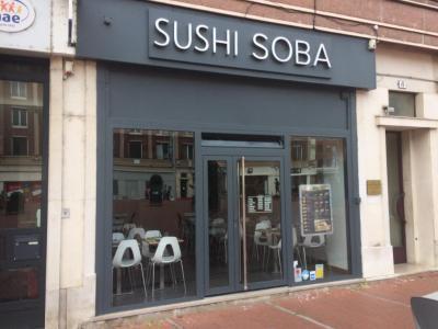 Sushi Soba - Restaurant - Amiens