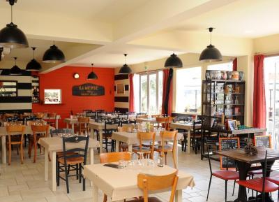 La Crique Suzac Beach House - Restaurant - Meschers-sur-Gironde