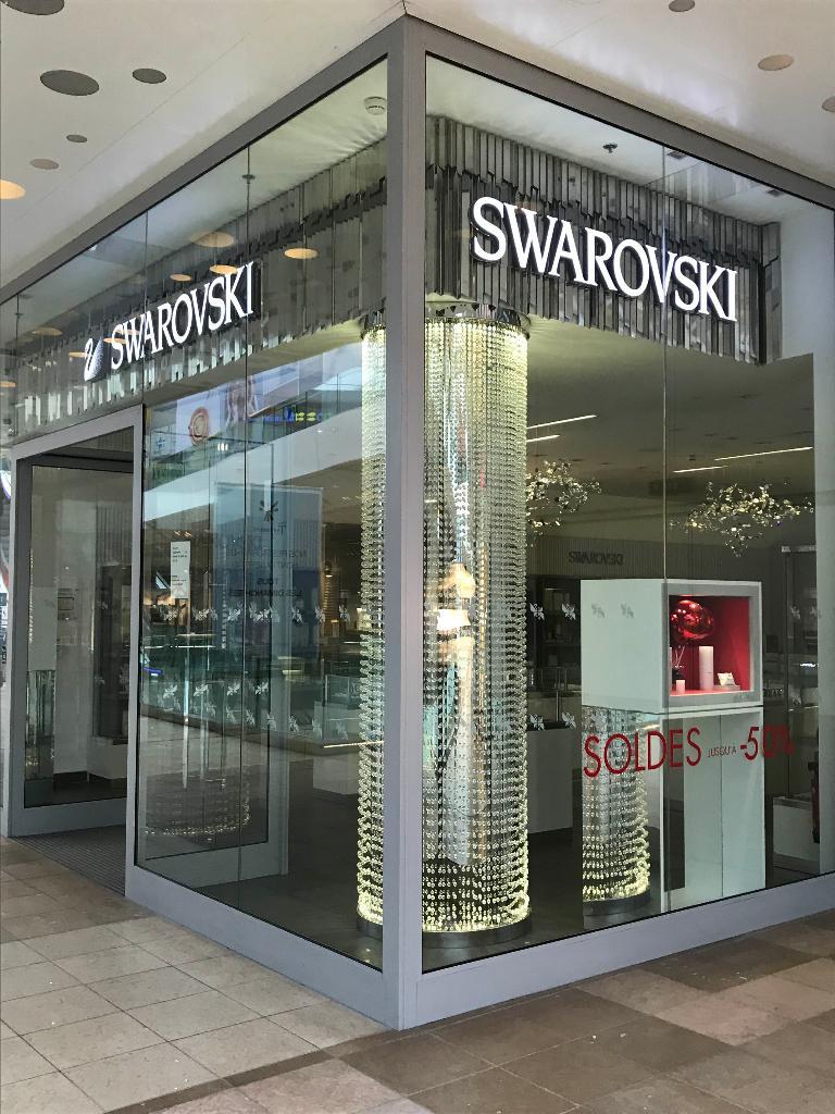 Swarovski Lyon - Bijouterie fantaisie (adresse, avis)