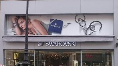 Swarovski - Bijoux - Paris