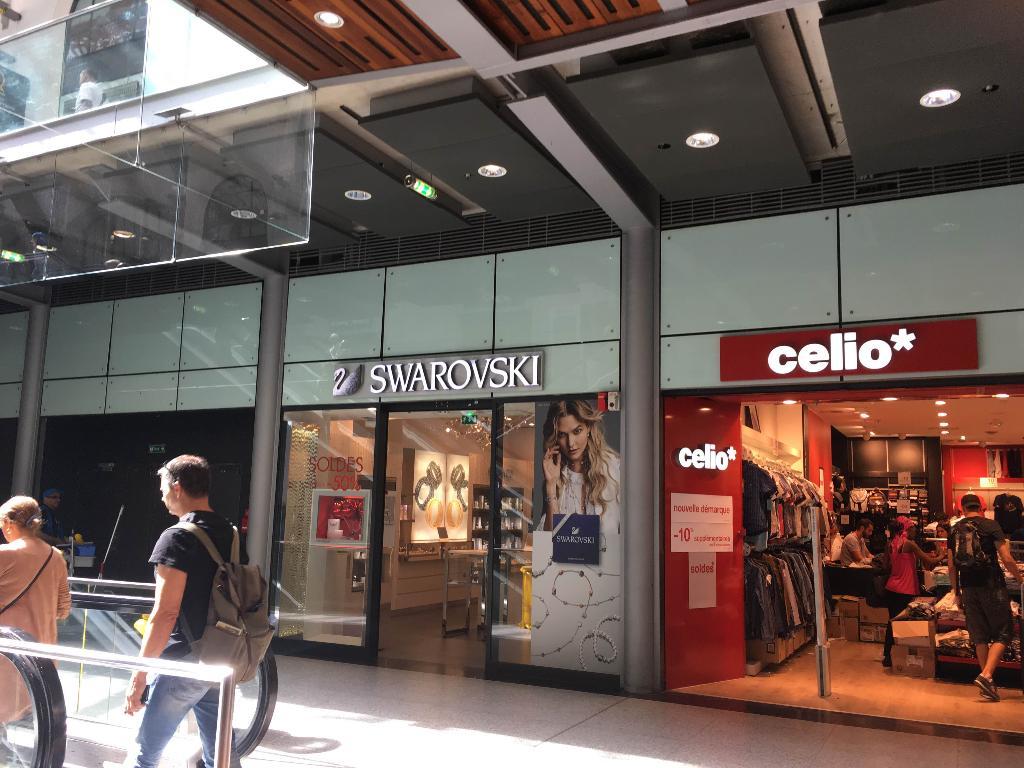 Swarovski - Bijouterie à Paris (adresse, avis)