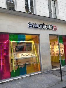 Swatch Store Francs Bourgeois - Bijoux - Paris