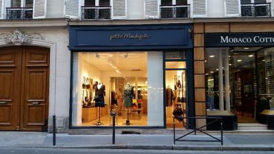 Petite Mendigotte - Vêtements femme - Paris