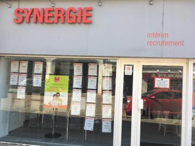 Synergie - Agence d'intérim - Saint-Dizier